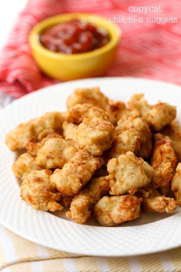 Chik-fil-a Nuggets